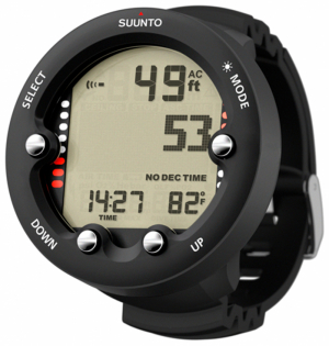 Dive Computer Suunto Zoop Novo in the group Diving / Instruments at Seapro Divers Scandinavia AB  (113-BLr)