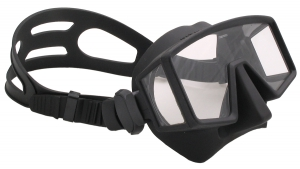 Mask Triview L-XL Frameless Mask with additional side windows in the group All articles / Masks at Seapro Divers Scandinavia AB  (42)