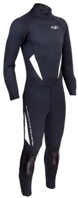 Wetsuit Ultimate 3 White/Black in the group All articles / Wetsuits at Seapro Divers Scandinavia AB  (610)