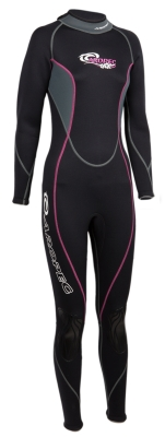 Wetsuit Aropec Streamline Lady 3mm in the group All articles / Wetsuits at Seapro Divers Scandinavia AB  (868-Lr)